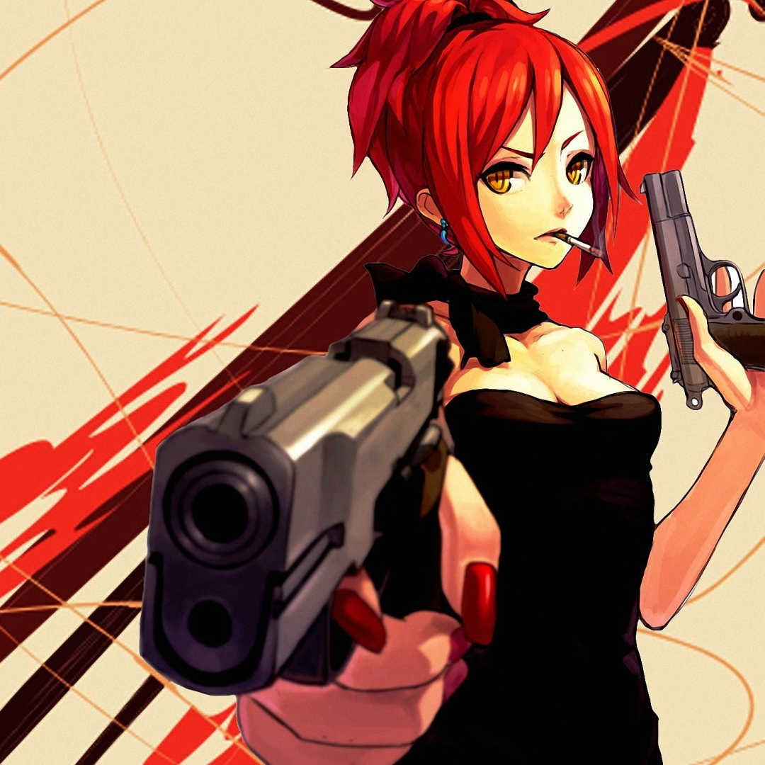 Gun girl forum avatar profile photo id 103874 - Gun girl anime ...