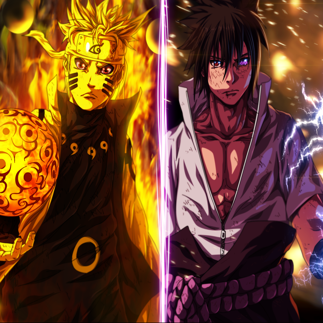 Naruto And Sasuke Forum Avatar