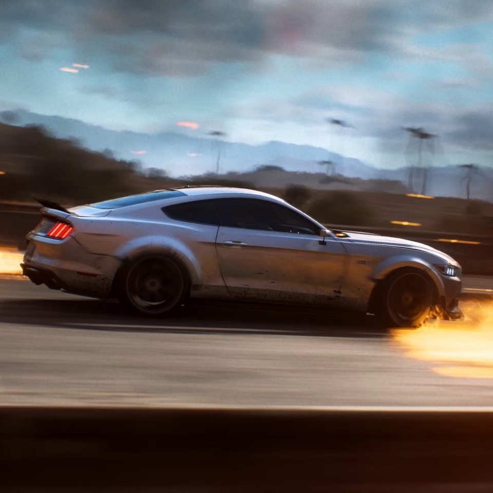 Ford mustang gt