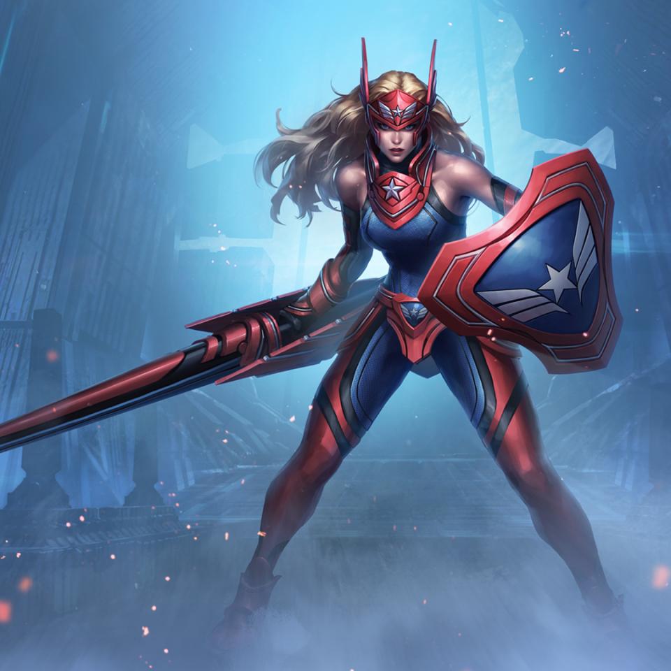 Avatar Fighting Game: Marvel: Future Fight Forum Avatar
