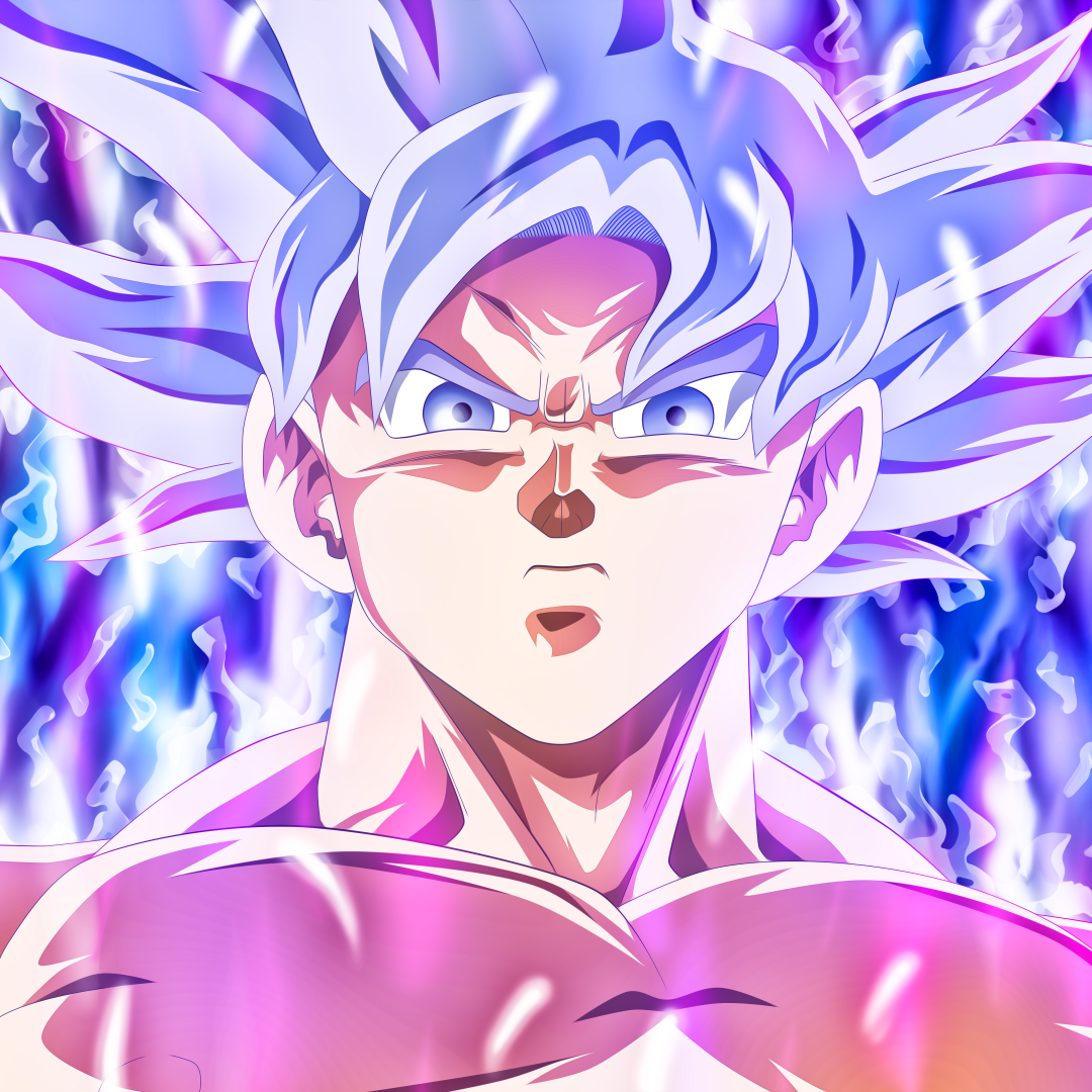 Ultra Instinct Dragon Ball Super Wallpaper: Goku Mastered Ultra Instinct Forum Avatar