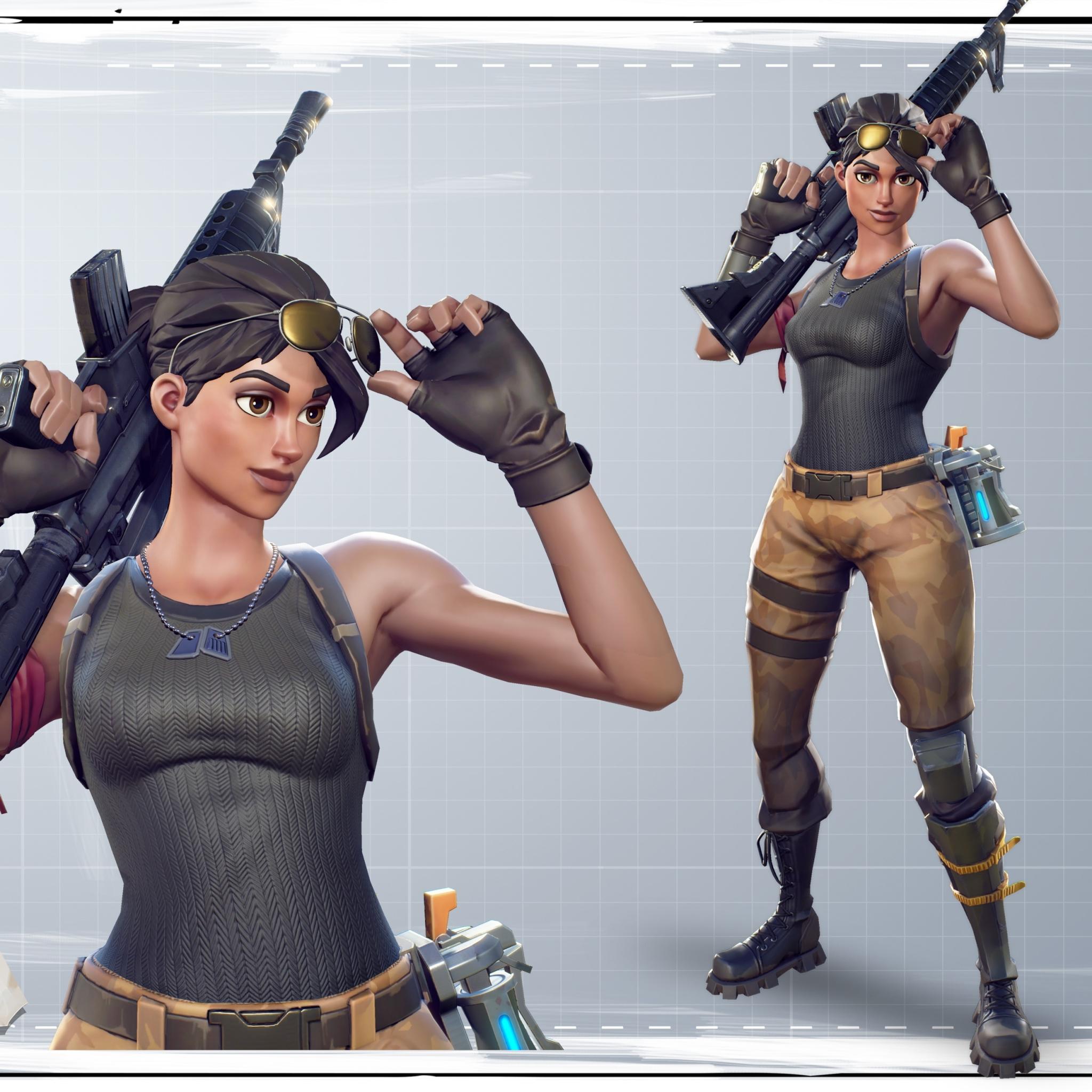how to change avatars in fortnite