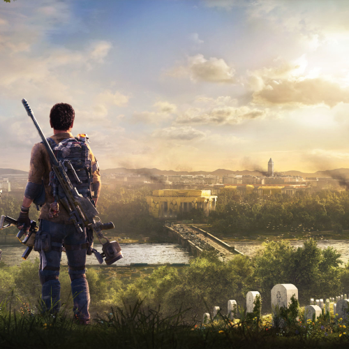 Tom Clancy's The Division 2 Forum Avatar | Profile Photo