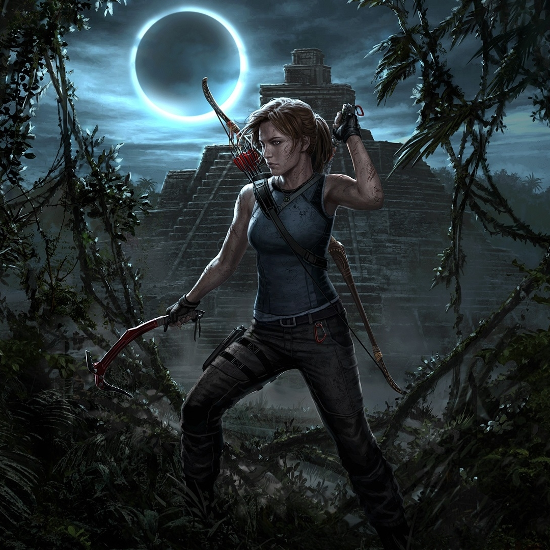 Tomb Rider Wallpaper: Shadow Of The Tomb Raider Forum Avatar