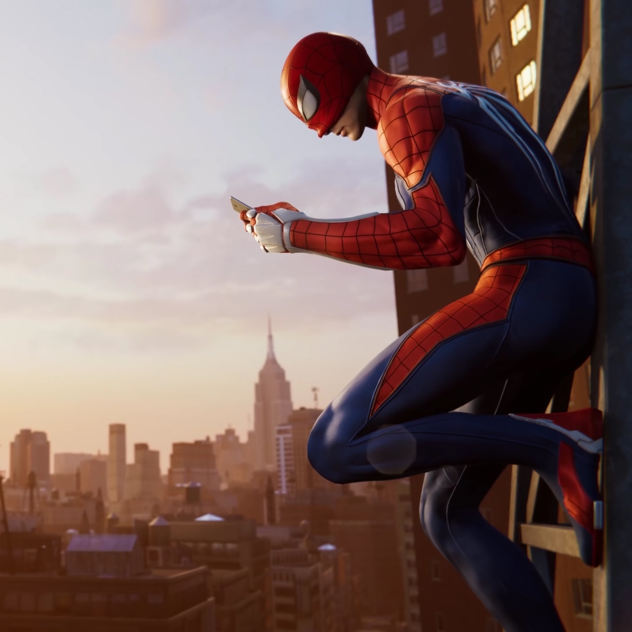 Spider-Man (PS4) Forum Avatar | Profile Photo - ID: 155682