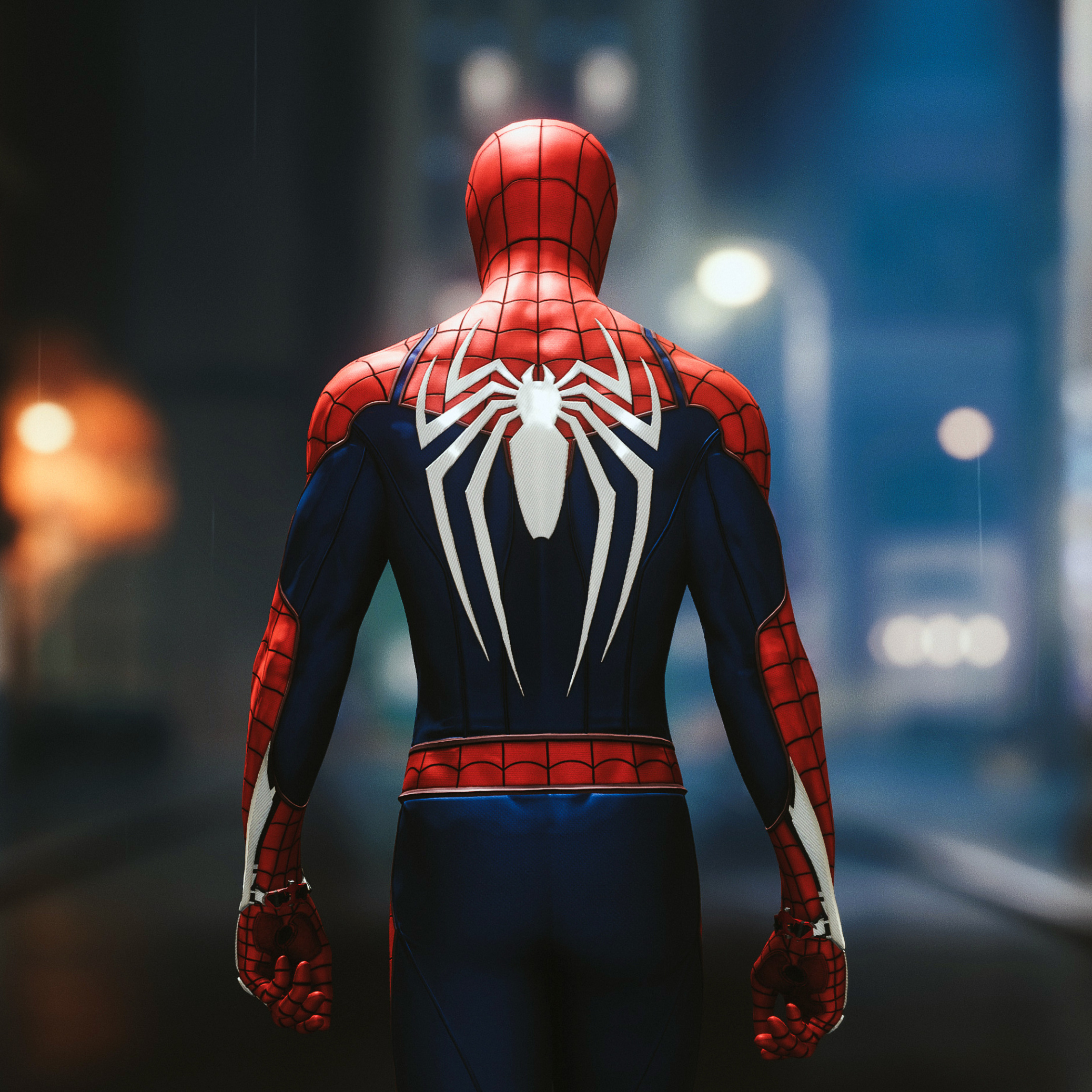Spider-Man (PS4) Advanced Suit Forum Avatar | Profile Photo