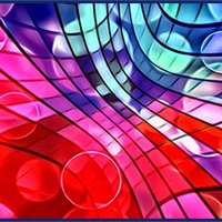 Preview Colorful Abstract Geometric