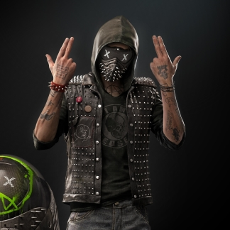 Watch Dogs  Wrench Mask Amazon