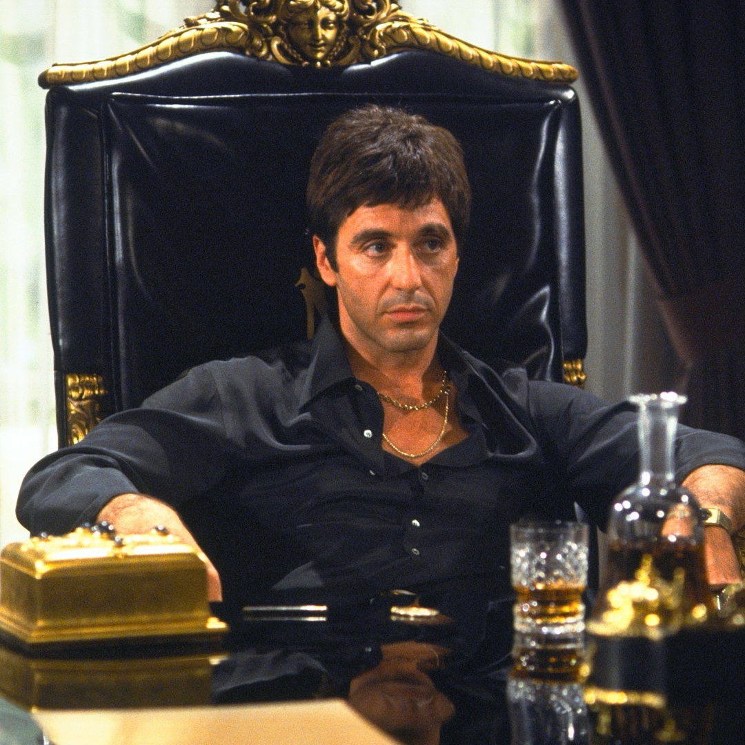 Al pacino as scarface forum avatar profile photo id for Occhiali al pacino scarface