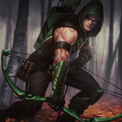 "Harry ""The Arrow"" Butterfield Avatar"