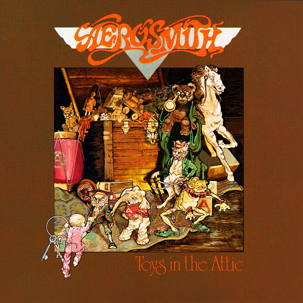 Aerosmith Toys 118