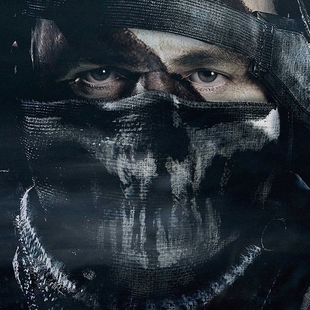 Call Of Duty: Ghosts Forum Avatar