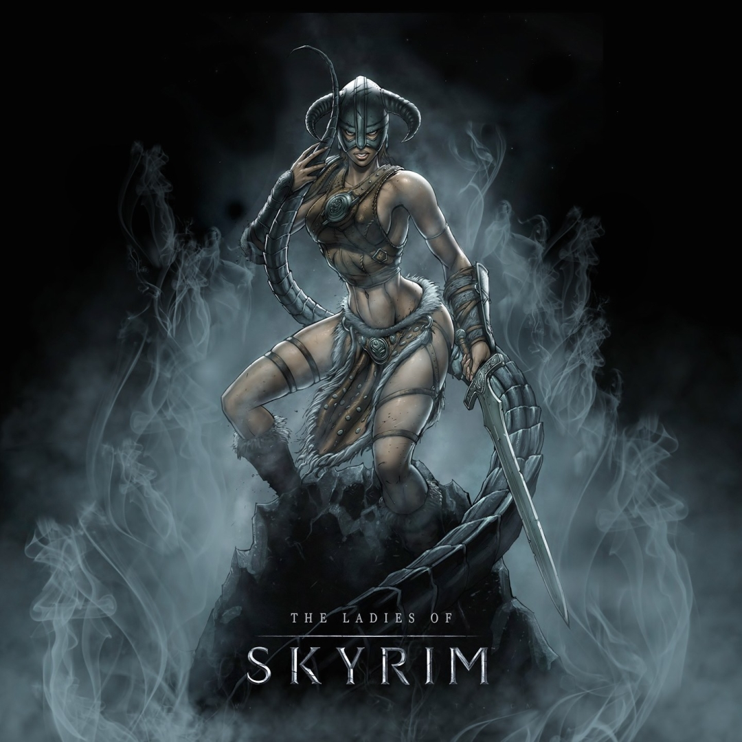 Skyrim Wallpaper: The Elder Scrolls V: Skyrim Forum Avatar