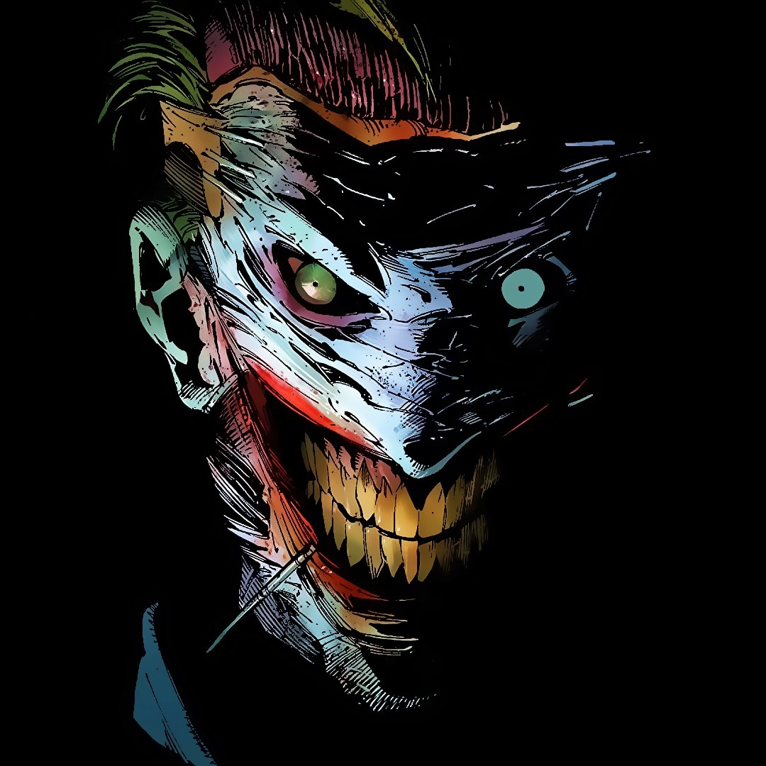 Cool Avatars: The Jokers Smile Forum Avatar