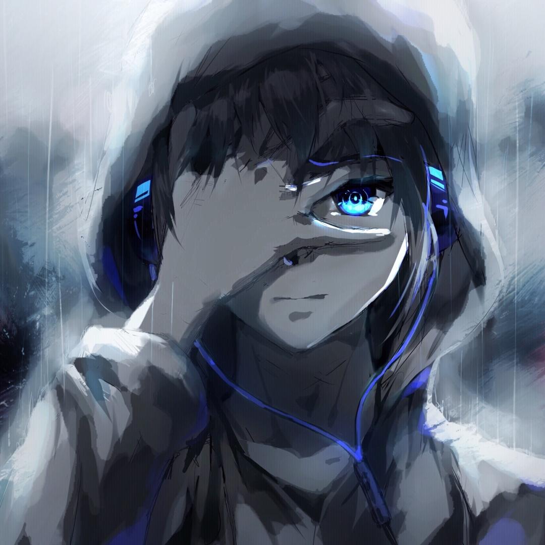 Original forum avatar profile photo id 95106 avatar - Anime gamer boy ...