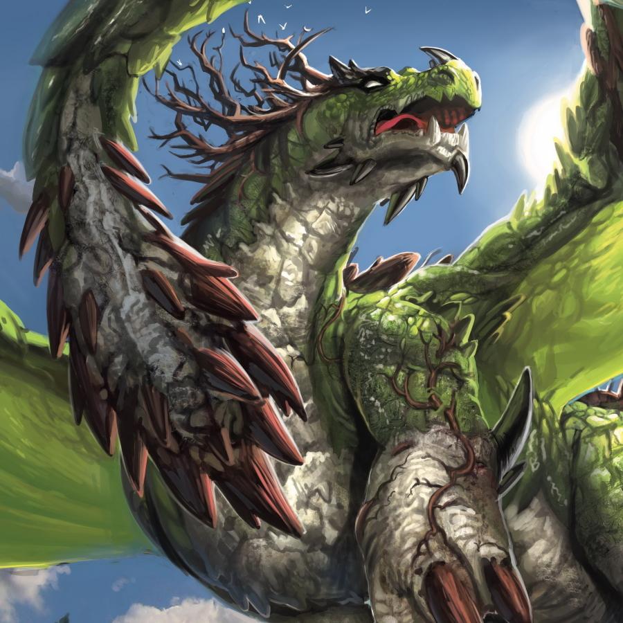 Avatar Dragon: Profile Photo - ID: 95474 - Avatar Abyss