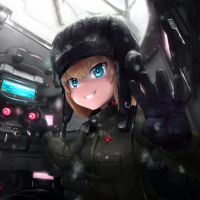 Preview Girls und Panzer
